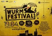 """Wurmfestival """" 10 Jahre um 10EUR """", 4720 Neumarkt im Hausruckkreis (OÖ), 19.04.2014, 19:00 Uhr"""