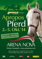 Apropos Pferd, 2700 Wiener Neustadt (NÖ), 05.10.2014, 09:00 Uhr