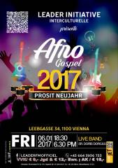 AFRO GOSPEL MUSIC 2017, 1100 Wien,Favoriten (Wien), 06.01.2017, 18:30 Uhr