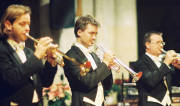 TRUMPETS In CONCERT - A very special christmas, 7321 Raiding (Bgl.), 08.12.2016, 16:00 Uhr
