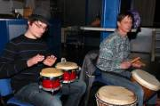 Percussiontreff: Sound of Percussion & Freedance, 4470 Enns (OÖ), 25.02.2015, 20:00 Uhr