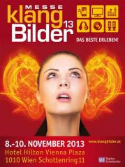 klangBilder|13, 1010 Wien  1. (Wien), 10.11.2013, 10:00 Uhr