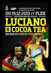 Roots Rock Reggae Tour 2013, 1010 Wien  1. (Wien), 19.12.2013, 19:00 Uhr