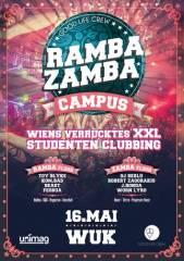 RambaZamba Campus, 1090 Wien  9. (Wien), 16.05.2014, 23:00 Uhr