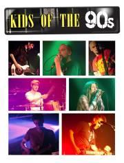Kids of the 90s LIVE beim 90ies club, 1160 Wien,Ottakring (Wien), 10.11.2018, 22:30 Uhr