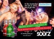 Sourz Night: Ab geht'z in der Zauberbar, 2680 Steinhaus am Semmering (NÖ), 28.12.2013, 22:00 Uhr