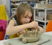 """Kinder-Keramik-Kurs """"Das ist meine Schüssel"""", 3943 Schrems (NÖ), 23.08.2014, 14:00 Uhr"""