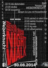 Gürtel Nightwalk @ Weberknecht, 1160 Wien 16. (Wien), 30.08.2014, 20:00 Uhr