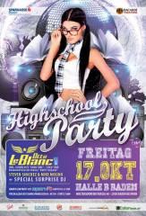 Highschool Party, 2500 Baden (NÖ), 17.10.2014, 21:00 Uhr