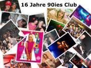 16 Jahre 90ies Club, 1160 Wien,Ottakring (Wien), 09.11.2019, 21:45 Uhr