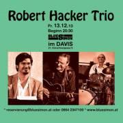 F.G. Hacker Trio, 1210 Wien 21. (Wien), 13.12.2013, 20:30 Uhr