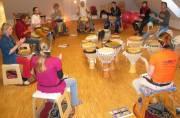 UR-TON Trommelworkshop für Anfänger in Krems, 3500 Krems an der Donau (NÖ), 15.02.2014, 09:30 Uhr