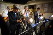 German Trombone Vibration, 1020 Wien,Leopoldstadt (Wien), 16.05.2014, 20:00 Uhr