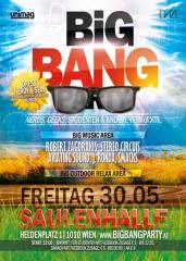 Big Bang Sommerparty, 1010 Wien  1. (Wien), 30.05.2014, 22:00 Uhr