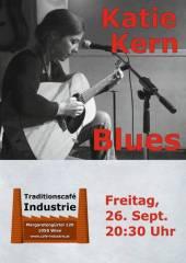 Katie Kern im Industrie!, 1050 Wien  5. (Wien), 26.09.2014, 20:30 Uhr