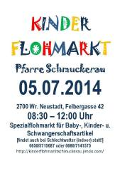 Kinder - Baby Flomarkt, 2700 Wiener Neustadt (NÖ), 05.07.2014, 08:30 Uhr
