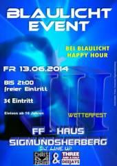 Blaulicht-Event 2014, 3751 Sigmundsherberg (NÖ), 13.06.2014, 20:00 Uhr