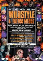 Wildstyle & Tattoo Messe, 3100 St. Pölten (NÖ), 16.11.2014, 12:00 Uhr