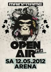 Mainframe Open Air, 1030 Wien  3. (Wien), 12.05.2012, 15:00 Uhr