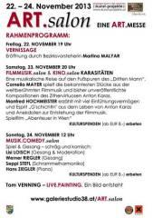 Filmmusik.salon Karasitäten, 1090 Wien  9. (Wien), 23.11.2013, 20:00 Uhr
