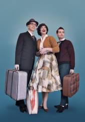 Die Geschwister Pfister und das Jo Roloff Trio: Wie wär's, wie wär's?, 5020 Salzburg (Sbg.), 12.03.2015, 19:30 Uhr