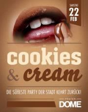 Cookies & Cream, 1020 Wien  2. (Wien), 22.02.2014, 22:00 Uhr