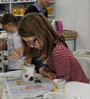 """Kinder-Keramik-Kurs """"Leuchtende Dufthäuschen"""", 3943 Schrems (NÖ), 20.09.2014, 14:00 Uhr"""