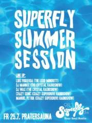 Superfly Summer Session 2014, 1020 Wien  2. (Wien), 25.07.2014, 21:00 Uhr