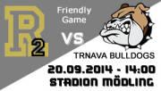 AFC Rangers 2 - Trnava Bulldogs, 2340 Mödling (NÖ), 20.09.2014, 14:00 Uhr