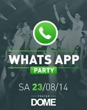 Was geht ab?  Die WhatsApp Party, 1020 Wien  2. (Wien), 23.08.2014, 22:00 Uhr