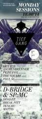 Tiefgang Monday Sessions, 1020 Wien  2. (Wien), 25.08.2014, 15:00 Uhr