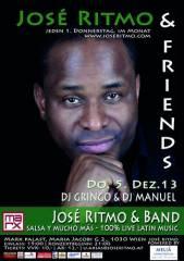 Jose Ritmo & friends, 1030 Wien  3. (Wien), 05.12.2013, 19:00 Uhr