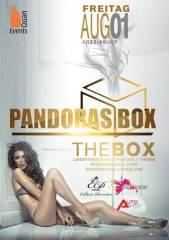 Pandora's Box | holiday edition, 1030 Wien  3. (Wien), 01.08.2014, 22:00 Uhr