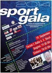 Sportgala 2014, 6020 Innsbruck (Trl.), 19.09.2014, 19:30 Uhr
