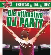 Die ultimative Dj Party, 9020 Klagenfurt  1. (Ktn.), 04.12.2009, 20:30 Uhr