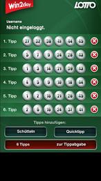 Screenshot von Lotto spielen hat noch nie so viel Spaß gemacht!