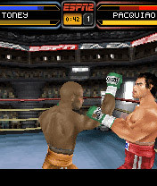 Screenshot von Spiel Fight Night Round 3