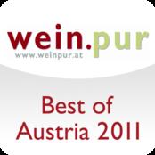 wein.pur - Best of Austria 2011 bestellen!