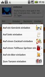 Screenshot von Jetzt für alle Nachtschwärmer und Tollhaus Weiz Fans: Die gratis Android App.