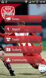 Screenshot von Hol dir alle Infos direkt auf dein Android Handy und sei live dabei wo auch immer du gerade bist.