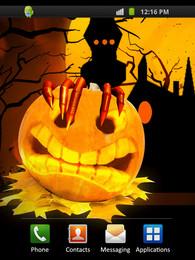 Screenshot von Halloween Pumpkin