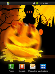 Screenshot von Halloween Pumpkin