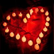 Das Herz der Kerzen