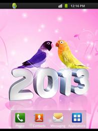 Screenshot von New Year Kiss
