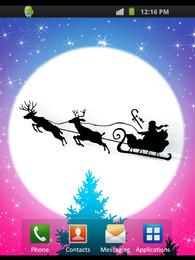 Screenshot von Santa Sledge