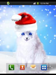 Screenshot von Xmas Cat
