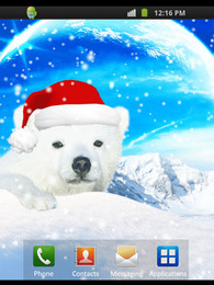 Screenshot von Xmas Bear