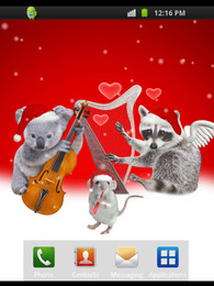 Screenshot von Xmas Music