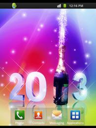 Screenshot von New Year Party