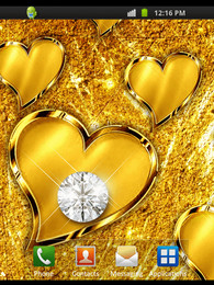 Screenshot von Diamond Screen